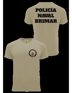 Camiseta Policía Naval Infantería de Marina