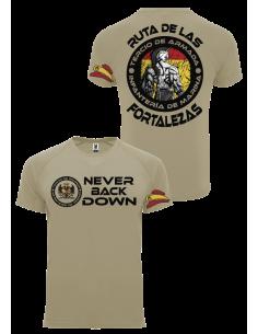 Camiseta Ruta de las Fortalezas