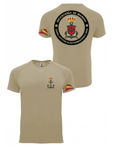 Camiseta Curso Electromecánica Infantería de Marina