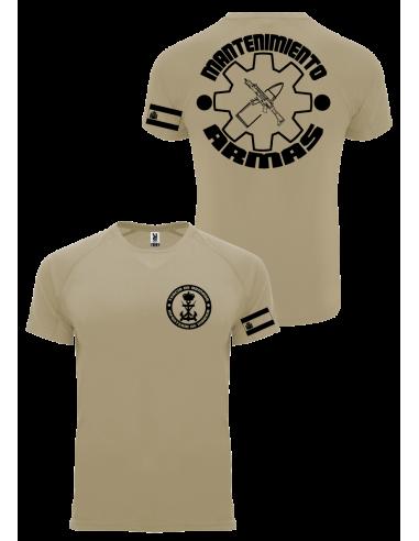 Camiseta Mantenimiento Armas Infantería de Marina