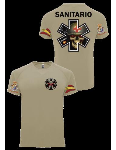 Camiseta Sanidad Infantería de Marina