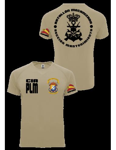 Camiseta Seccion Mantenimiento Infantería de Marina