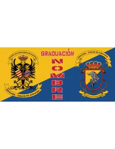 Taza BDE-II Personalizada Infantería de Marina