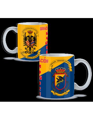 Taza BCG Personalizada Infantería de Marina