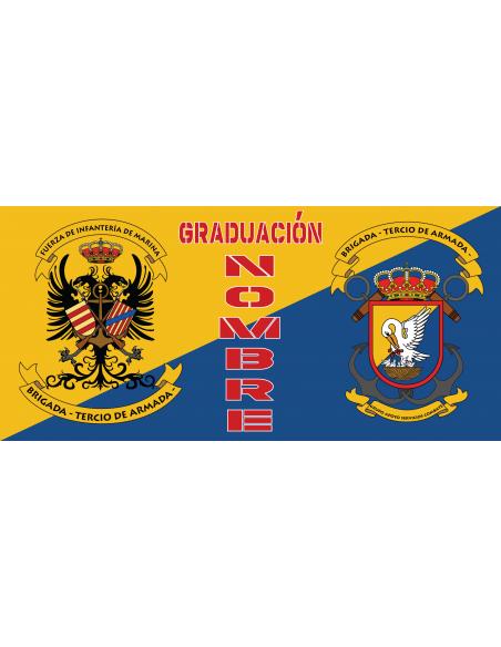 Taza GASC Personalizada Infantería de Marina