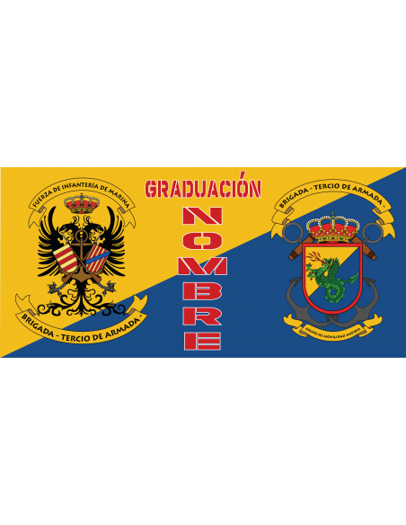Taza GRUMA Personalizada Infantería de Marina