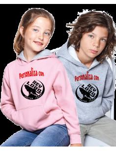 Sudadera de Niños Personalizable