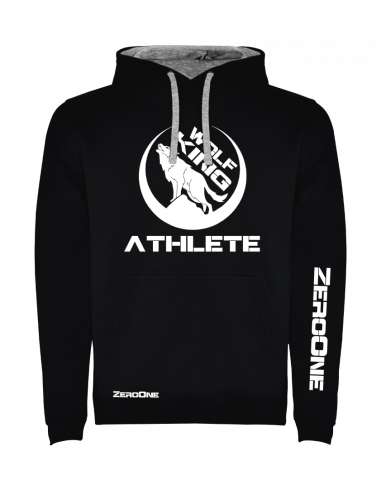 Sudadera hombre WolfKing Athlete