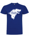 Camiseta winter is coming stark niño
