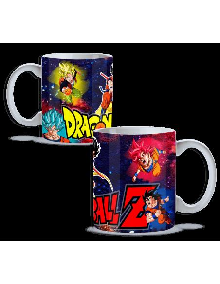 Taza Dragon Ball 5