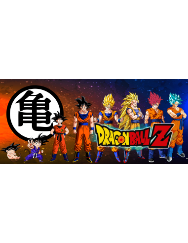 Taza Dragon Ball 6