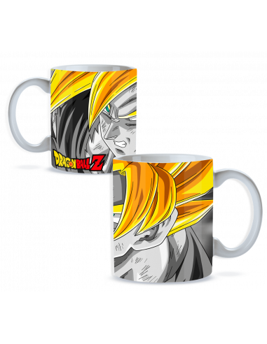 Taza Dragon Ball 7