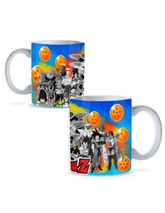 Taza Dragon Ball 9