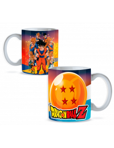 Taza Dragon Ball 11