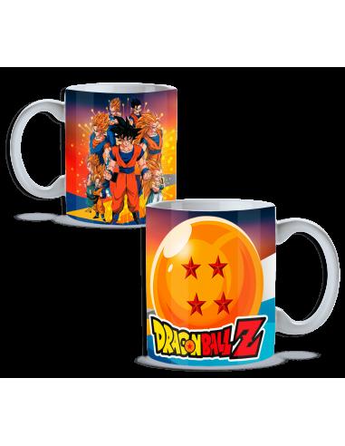 Taza Dragon Ball 11