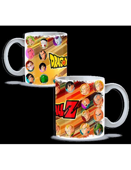 Taza Dragon Ball 12