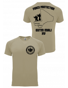 Camiseta Force Protection Mali Infantería de Marina