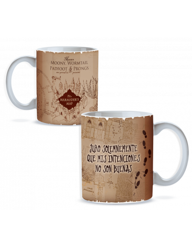 Taza Harry Potter 1