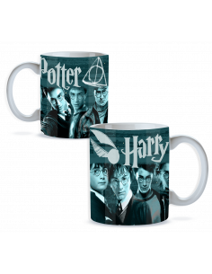 Taza Harry Potter 6
