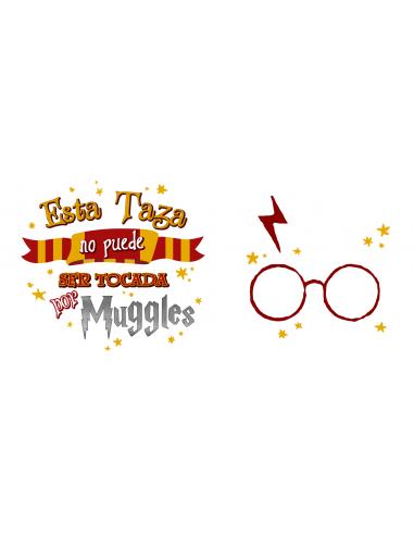 Taza Harry Potter 11