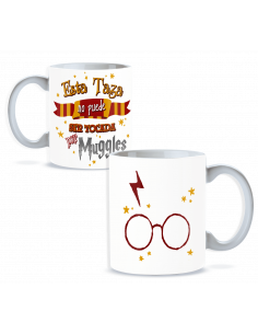 Taza Harry Potter 11