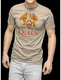 Camiseta Queen Freddie Mercury unisex