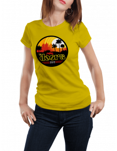 Camiseta The Doors mujer