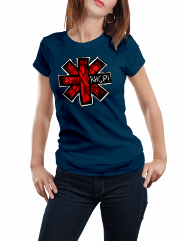 Camiseta Red Hot Chili Peppers mujer