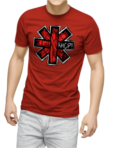 Camiseta Red Hot Chili Peppers unisex