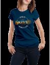 Camiseta Kiss mujer