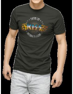 Camiseta Kiss unisex