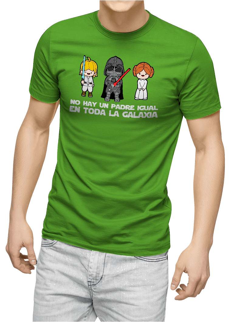 Camiseta No Hay Un Padre Igual