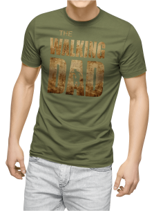 Camiseta The Walking Dad