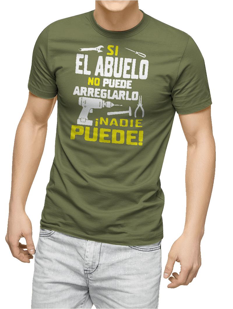 Camiseta Si Nadie Puede