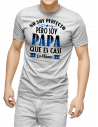 Camiseta No Soy Perfecto Pero Soy Papá