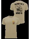 Camiseta Plana y Servicios BDE-II Infantería de Marina