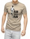Camiseta Run Forrets Run
