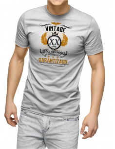 Camiseta Vintage xx Años