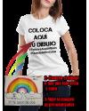 Camiseta mujer TodoSaldráBien personalizada