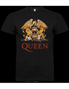 Camiseta Águila queen niño