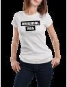 Camiseta Original personalizada con año mujer
