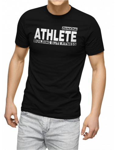 Camiseta Athele building elite fitness unisex