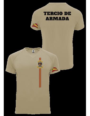Camiseta Tercio de Armada Infantería de Marina