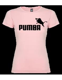 Camiseta Pumba mujer