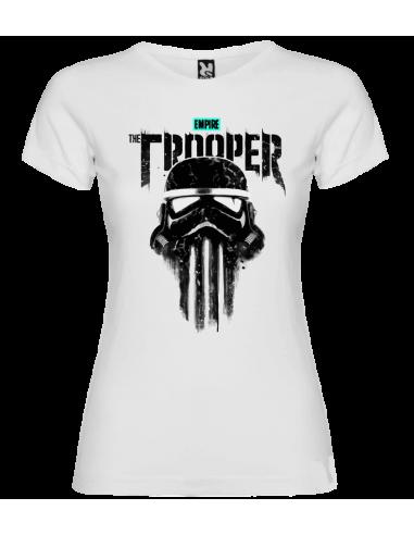 Camiseta The empire mujer
