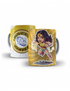 Taza Wonder Woman