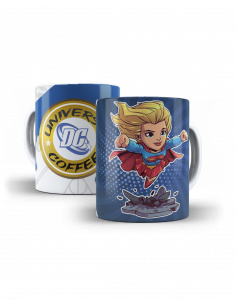 Taza Super Girld