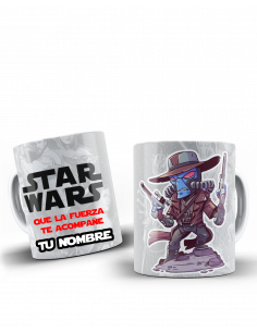 Taza STAR WARS - CAD BANE