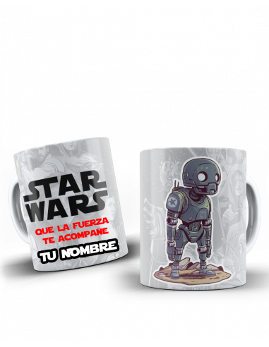Taza STAR WARS - K2S0