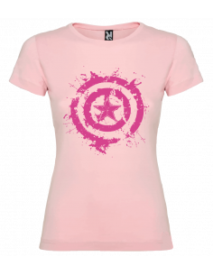 Camiseta Freedom Rising mujer